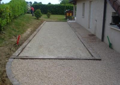 jeu de boule cottet jardins paysagiste